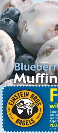 Blueberry Muffin Poppers