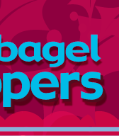 Holiday Bagel Poppers
