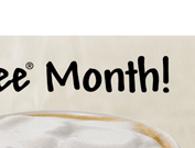 March is Darn Good Coffee Month!