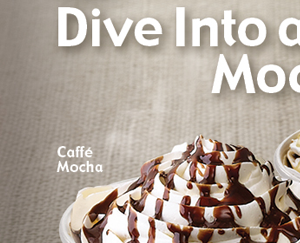 Dive Into a Heavenly Mocha!