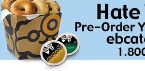 Hate to Wait? Pre-order your dozen today!